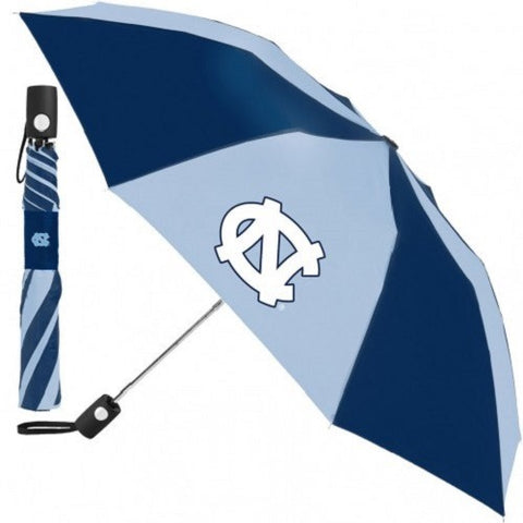 NCAA Travel Umbrella North Carolina Tar Heels By McArthur For Windcraft