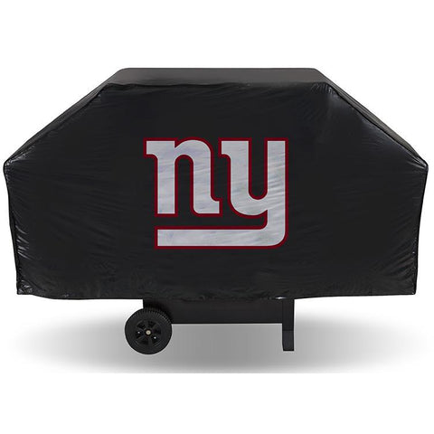 NFL New York Giants 68 Inch Vinyl Economy Gas / Charcoal Grill Cover