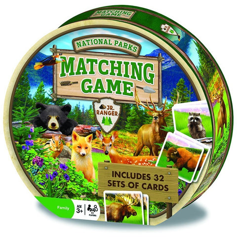 National Parks Matching Game Masterpieces Puzzles Co.