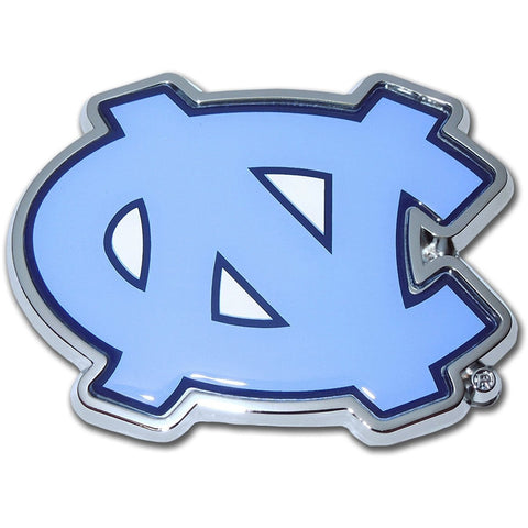 NCAA North Carolina Tar Heels Color Auto Emblem By Team ProMark