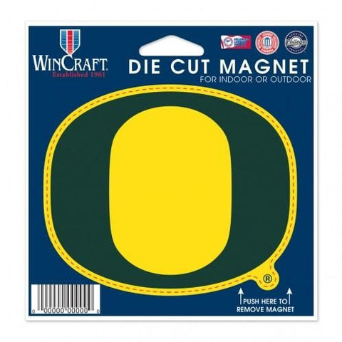 NCAA Oregon Ducks 4 inch Auto Magnet by WinCraft
