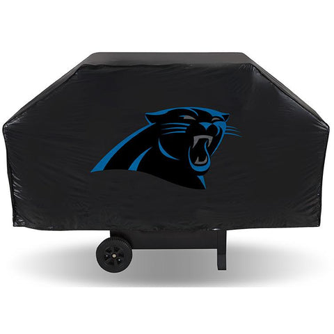 NFL Carolina Panthers 68 Inch Vinyl Economy Gas / Charcoal Grill Cover