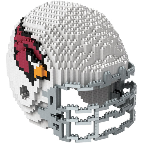 NFL Arizona Cardinals Helmet Shaped BRXLZ 3-D Puzzle 1325 Pieces