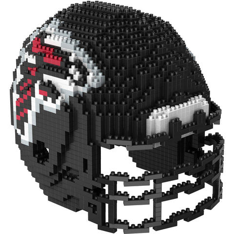 NFL Atlanta Falcons Helmet Shaped BRXLZ 3-D Puzzle 1490 Pieces