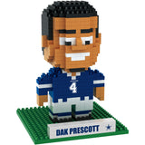 NFL Dallas Cowboys Dak Prescott #84 BRXLZ 3-D Puzzle 492 Pieces