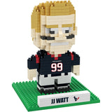 NFL Houston Texans JJ Watt #99 BRXLZ 3-D Puzzle 405 Pieces