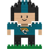 NFL Jacksonville Jaguars Team Player BRXLZ 3-D Puzzle 89 Pieces