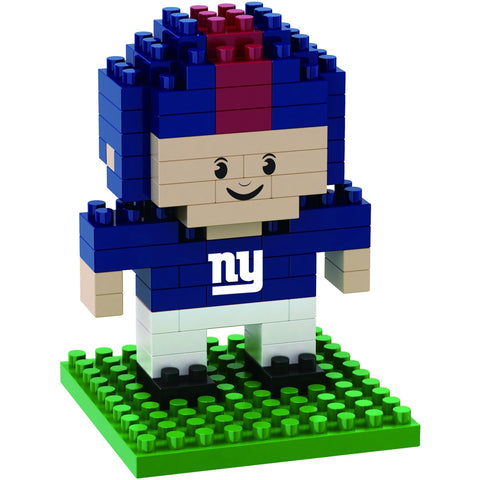 NFL New York Giants Team Player BRXLZ 3-D Puzzle 93 Pieces