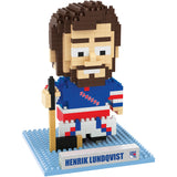 NHL New York Rangers Henrik Lundqvist #30 BRXLZ 3-D Puzzle 439 Pieces