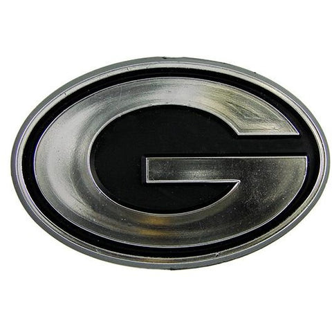 NFL Green Bay Packers 3-D Auto Team Chrome Emblem Team ProMark