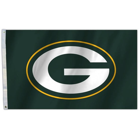 NFL 3' x 5' Team All Pro Logo Flag Green Bay Packers by Fremont Die
