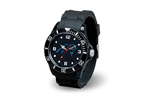 NFL Carolina Panthers Team Spirit Sports Watch by Rico Industries Inc