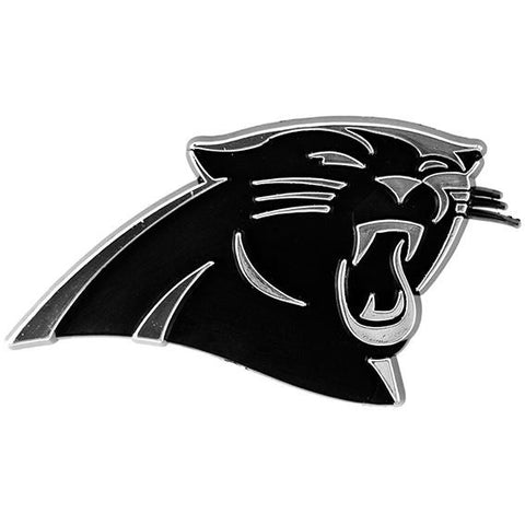 NFL Carolina Panthers 3-D Auto Team Chrome Emblem Team ProMark