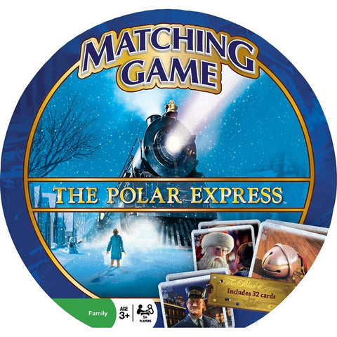 Polar Express Matching Game Masterpieces Puzzles Co.