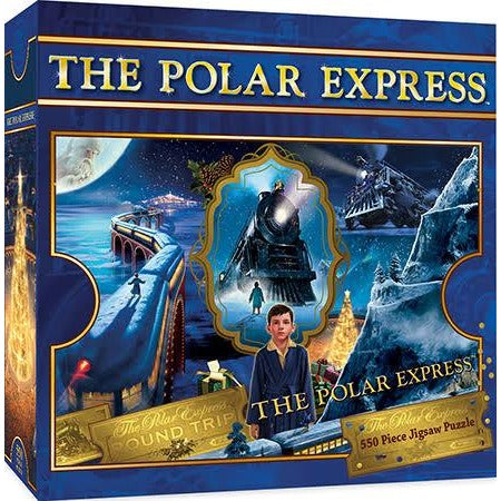 The Polar Express Jigsaw Puzzle 550 Piece Masterpieces Puzzles Co.