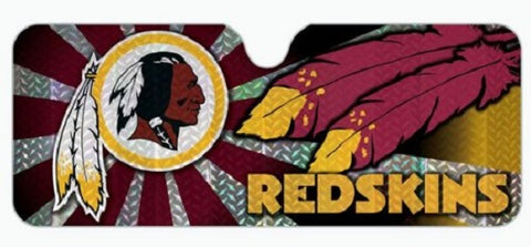 NFL Washington Redskins Automotive Sun Shade by Team ProMark