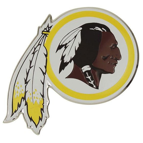 NFL Washington Redskins 3-D Color Logo Auto Emblem By Team ProMark