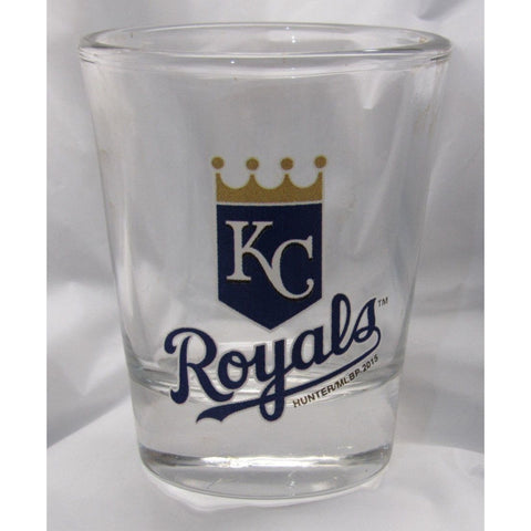 MLB Kansas City Royals Standard 2 oz Shot Glass by Hunter