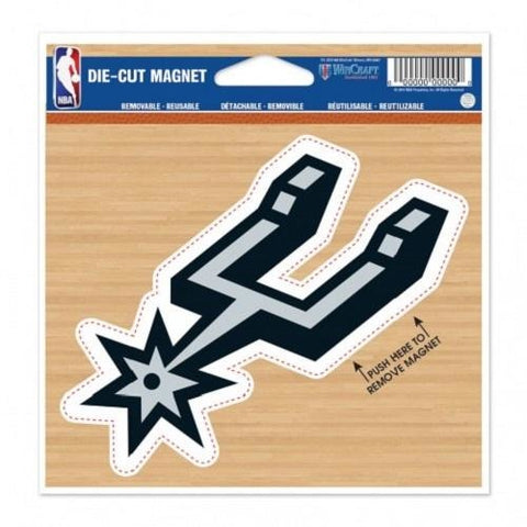 NBA Cleveland Cavaliers Logo 4 inch Auto Magnet by WinCraftSan Antonio Spurs
