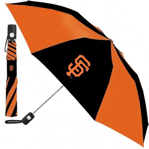 MLB Travel Umbrella San Francisco Giants By McArthur For Windcraft