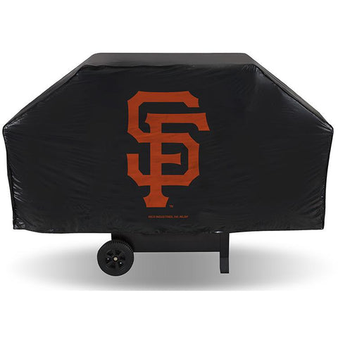 MLB San Francisco Giants 68 Inch Vinyl Economy Gas / Charcoal Grill Cover