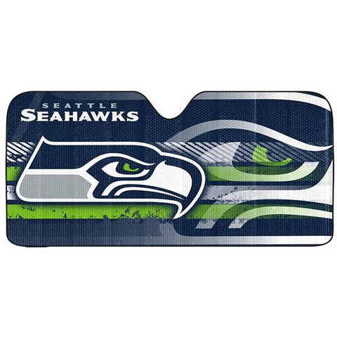 NFL Seattle Seahawks Automotive Sun Shade Universal Size by Team ProMark