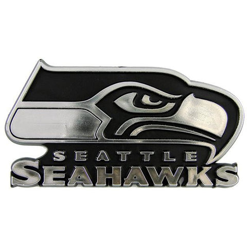 NFL Seattle Seahawks 3-D Auto Team Chrome Emblem Team ProMark