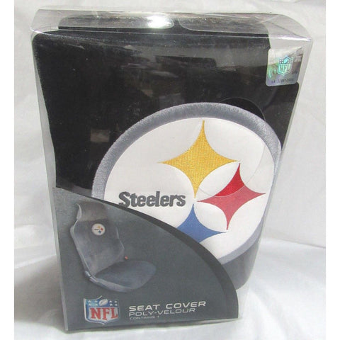 NFL Pittsburgh Steelers Car Seat Cover by Fremont Die