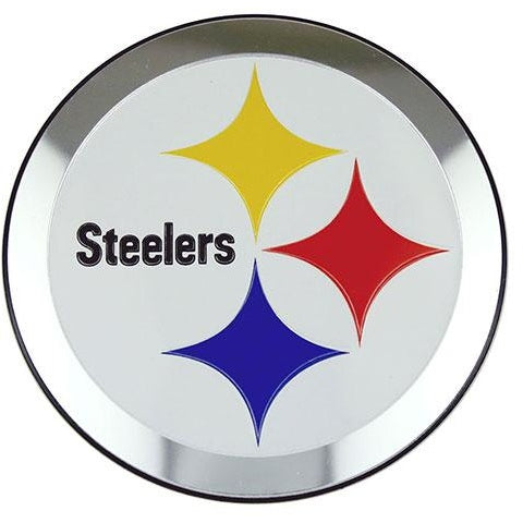 NFL Pittsburgh Steelers 3-D Color Logo Auto Emblem By Team ProMark