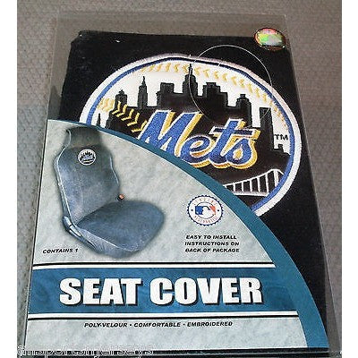 MLB New York Mets Car Seat Cover by Fremont Die