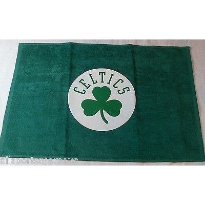 "NBA Boston Celtics Sports Fan Towel Green 15"" by 25"" by WinCraft"