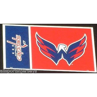NHL 3' x 5' Team All Pro Logo Flag Washington Capitals by Fremont Die