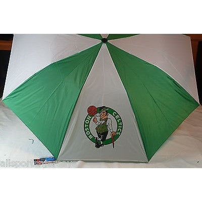 NBA Travel Umbrella Boston Celtics By McArthur For Windcraft