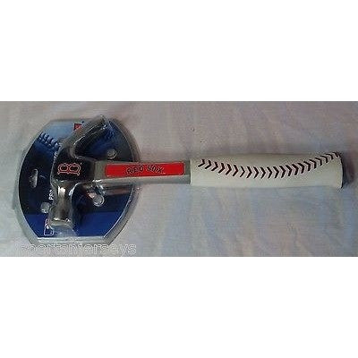 MLB Boston Red Sox Pro-Grip 16 oz Hammer by Team ProMark