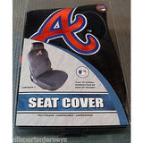 MLB Atlanta Braves Car Seat Cover by Fremont Die