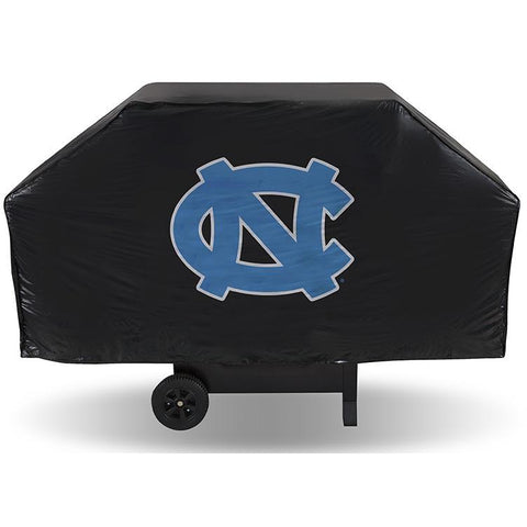 NCAA North Carolina Tar Heels 68 Inch Vinyl Economy Gas / Charcoal Grill Cover
