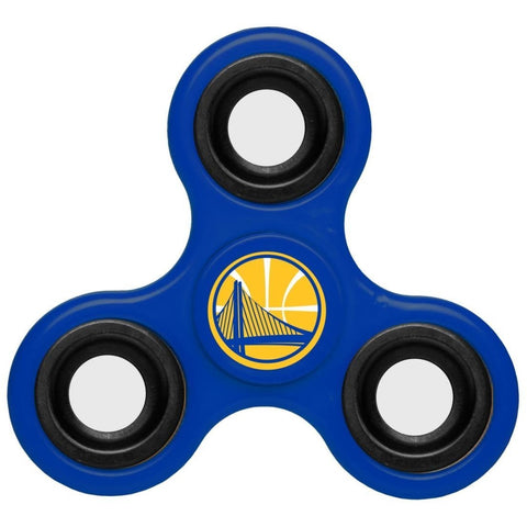 NBA Golden State Warriors 3-Way Fidget Spinner By Forever Collectibles