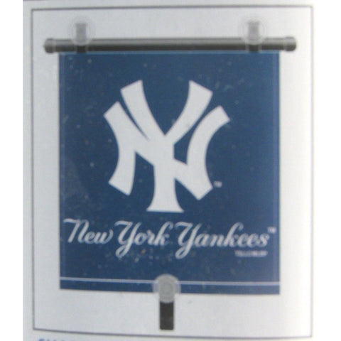 "MLB New York Yankees Automotive Window Sun Shade 14"" x 18"" by Topperscot"