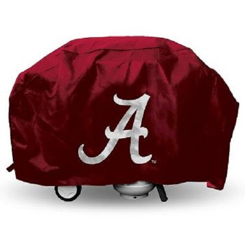 NCAA Alabama Crimson Tide  68 Inch Vinyl Economy Gas / Charcoal Grill Cover