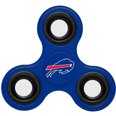 NFL Buffalo Bills 3-Way Fidget Spinner By Forever Collectibles 811d874ec