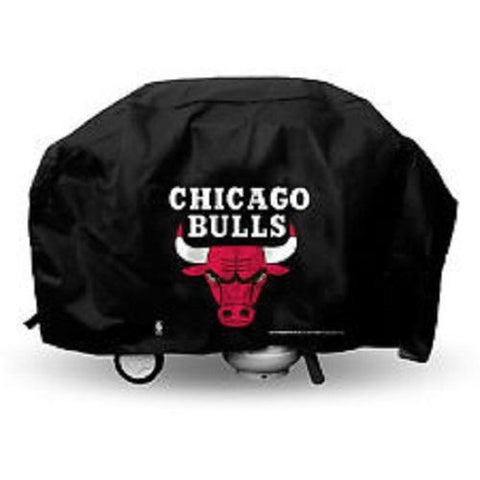NBA Chicago Bulls 68 Inch Vinyl Economy Gas / Charcoal Grill Cover