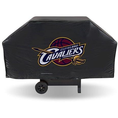 NBA Cleveland Cavaliers 68 Inch Vinyl Economy Gas / Charcoal Grill Cover
