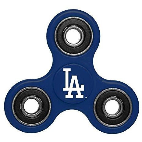 MLB Los Angeles Dodgers 3-Way Fidget Spinner By Forever Collectibles