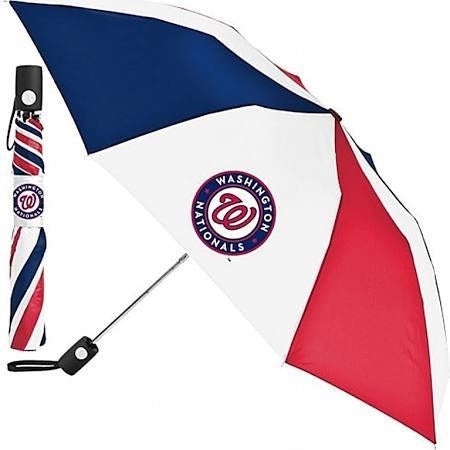MLB Travel Umbrella Washington Nationals By McArthur For Windcraft