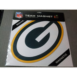 NFL 12 INCH AUTO MAGNET GREEN BAY PACKERS CURRENT LOGO