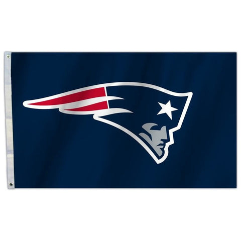 NFL 3' x 5' Team All Pro Logo Flag New England Patriots by Fremont Die