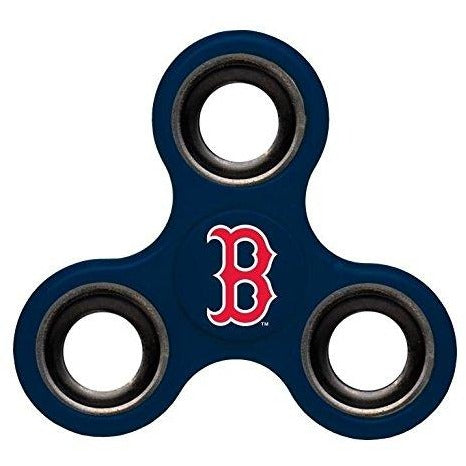 MLB Boston Red Sox 3-Way Fidget Spinner By Forever Collectibles