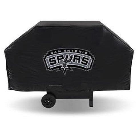 NBA San Antonio Spurs 68 Inch Vinyl Economy Gas / Charcoal Grill Cover