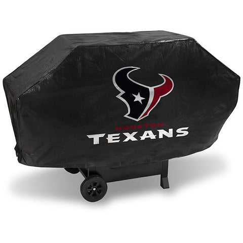 NFL Houston Texans 68 Inch Deluxe Vinyl Padded Grill Cover by Rico Industries