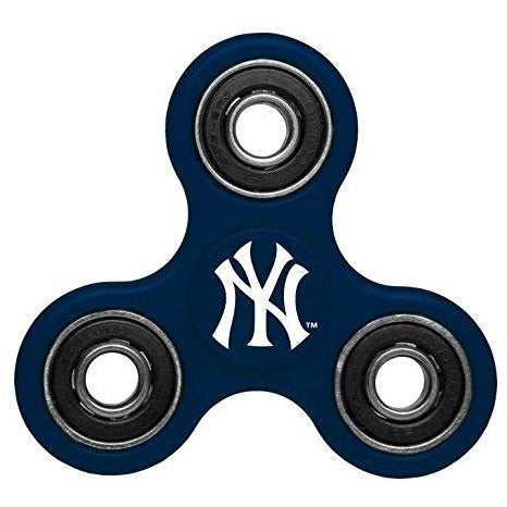 MLB New York Yankees 3-Way Fidget Spinner By Forever Collectibles